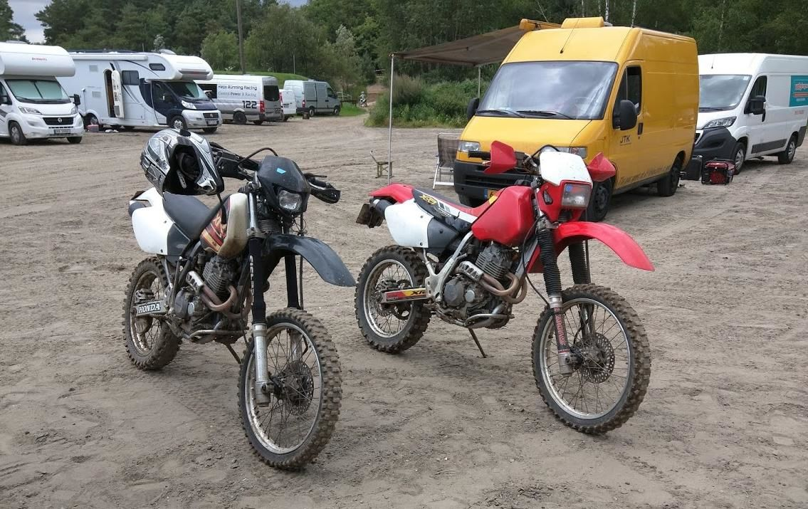Classic Offroad Tours hoope